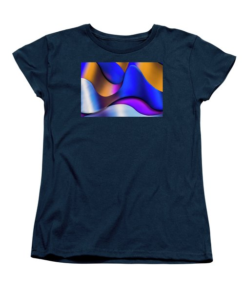 Women's T-Shirt (Standard Cut) featuring the photograph Life In Color by Paul Wear