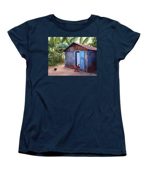 Life In Haiti Women's T-Shirt (Standard Cut)
