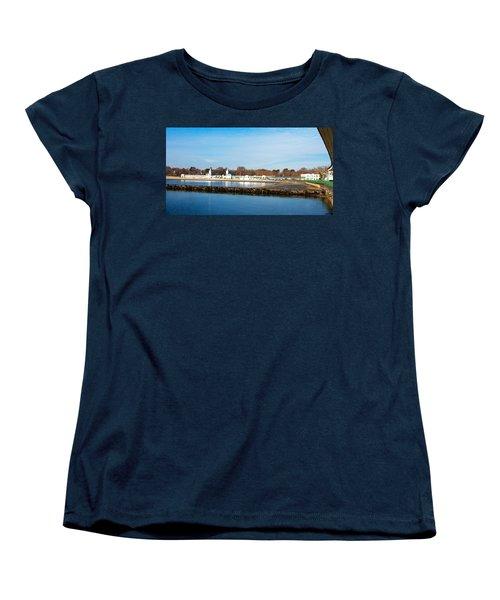 Life In Rye Women's T-Shirt (Standard Cut) by Jose Rojas