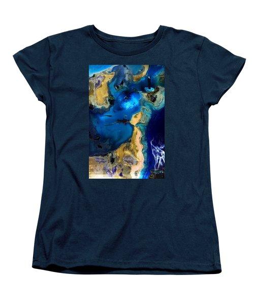 Life Stream Women's T-Shirt (Standard Cut)
