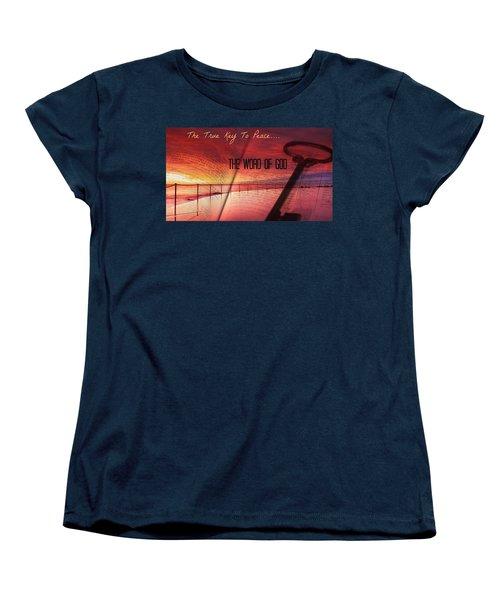 Lifeq416 Women's T-Shirt (Standard Cut) by David Norman
