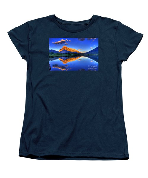 Life's Reflections Women's T-Shirt (Standard Cut) by Scott Mahon
