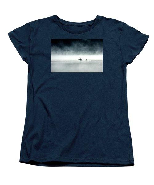Lift-off Women's T-Shirt (Standard Cut) by Brian N Duram