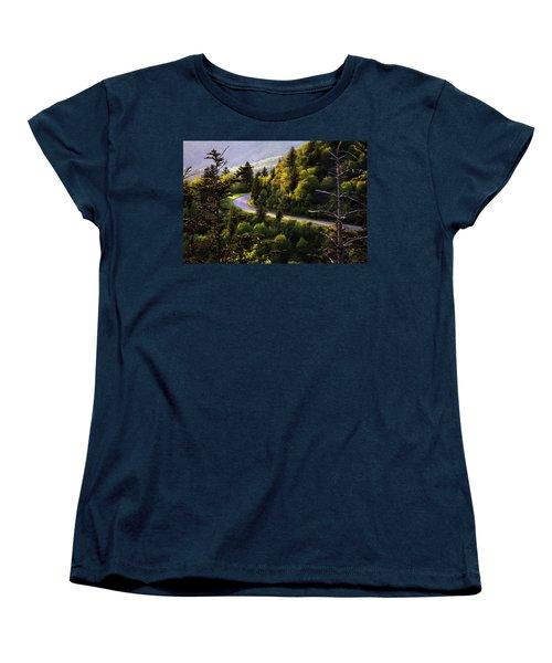 Light Women's T-Shirt (Standard Cut) by Deborah Scannell