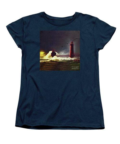 Light House 07 Women's T-Shirt (Standard Cut) by Gull G
