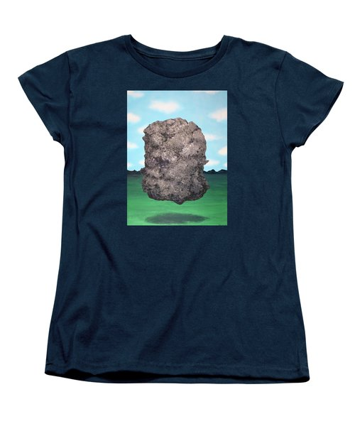 Light Rock Women's T-Shirt (Standard Cut) by Thomas Blood