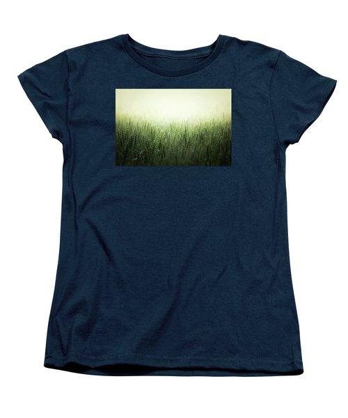 Light Storm Women's T-Shirt (Standard Cut) by Peter Scott