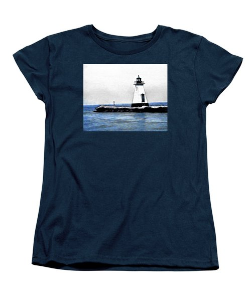Lighthouse Women's T-Shirt (Standard Cut)