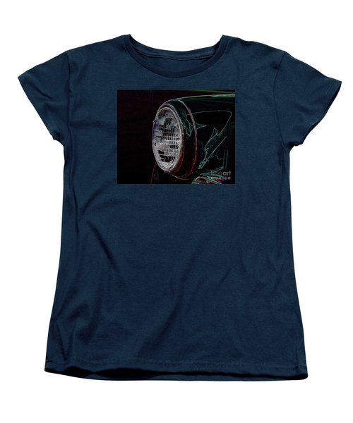 Lighting The Way Women's T-Shirt (Standard Cut) by Vicki Pelham