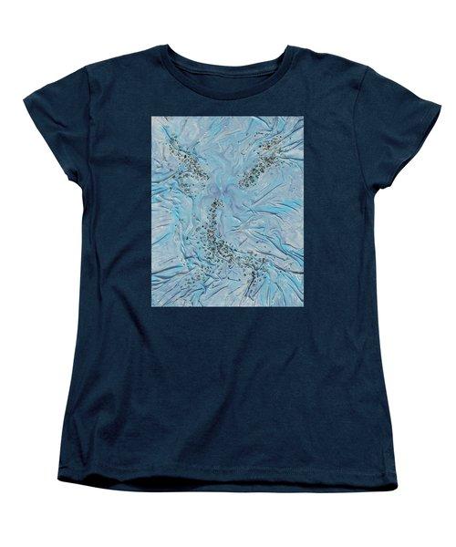 Lilac Sunstones Women's T-Shirt (Standard Cut)
