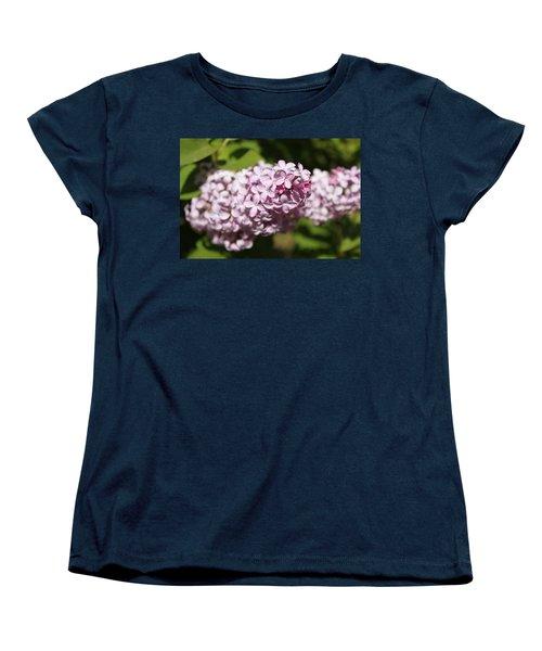 Women's T-Shirt (Standard Cut) featuring the photograph Lilacs 5549 by Antonio Romero