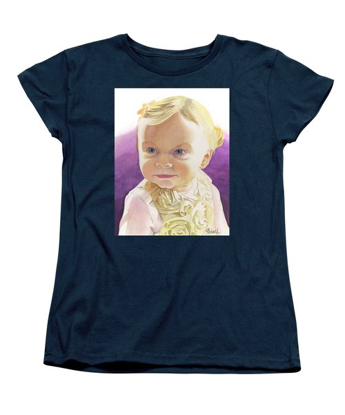 Lillian Women's T-Shirt (Standard Cut) by Ferrel Cordle
