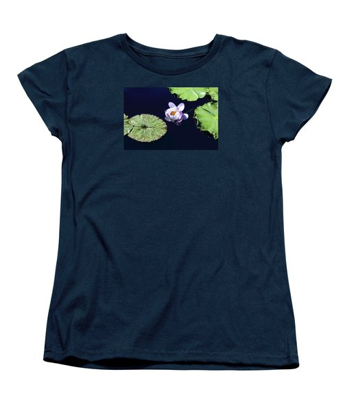 Lily Love II Women's T-Shirt (Standard Cut) by Suzanne Gaff