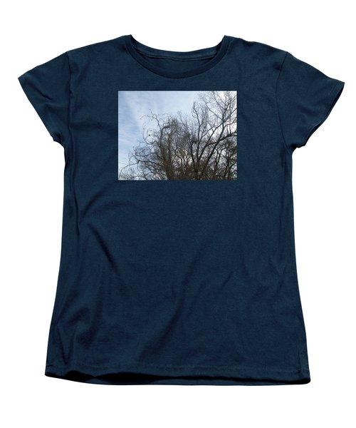 Limbs In Air Women's T-Shirt (Standard Cut) by Jewel Hengen