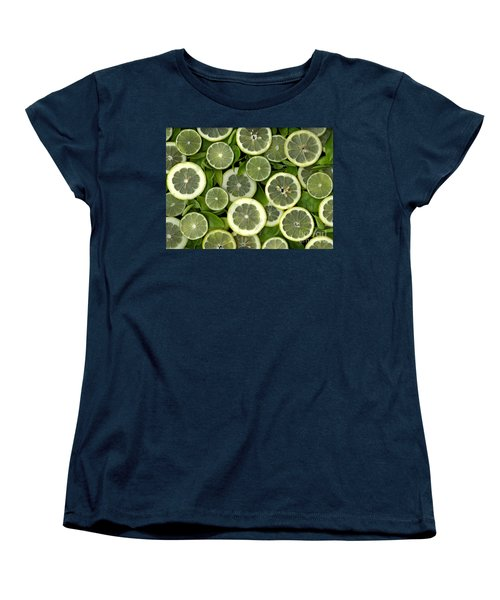 Limons Women's T-Shirt (Standard Cut) by Christian Slanec