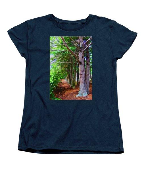 Lincoln's Path Women's T-Shirt (Standard Cut)