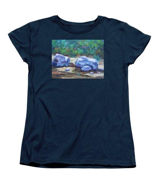 Lindenlure Women's T-Shirt (Standard Cut) by Jan Bennicoff