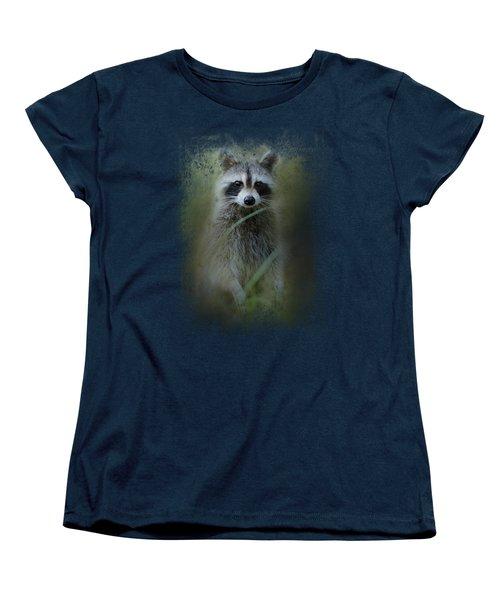 Little Bandit Women's T-Shirt (Standard Cut) by Jai Johnson