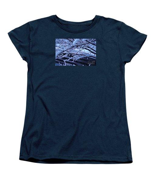 Little Light Make Me Smile  Women's T-Shirt (Standard Cut) by Yumi Johnson