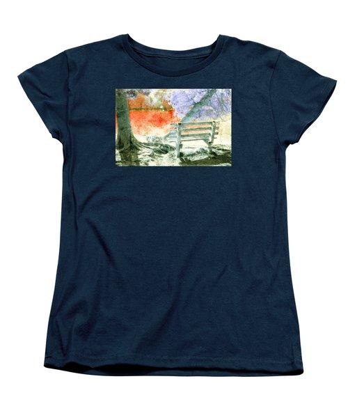 Living Color Women's T-Shirt (Standard Cut) by David Stasiak