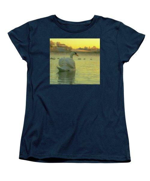 Living In Hope Women's T-Shirt (Standard Cut) by Rose-Marie Karlsen