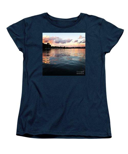 Lkn Water And Sky II Women's T-Shirt (Standard Cut)