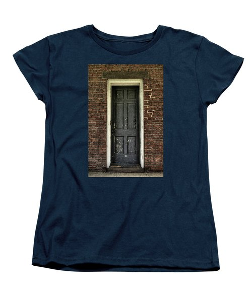 Locked Forever Women's T-Shirt (Standard Cut) by Zawhaus Photography