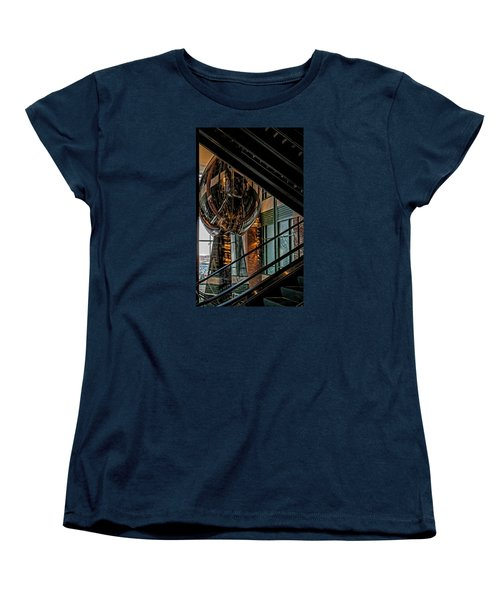 Women's T-Shirt (Standard Cut) featuring the photograph Lombardi Trophy by Trey Foerster