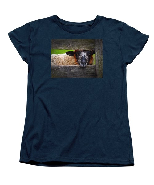 Lookin At Ewe Women's T-Shirt (Standard Cut)