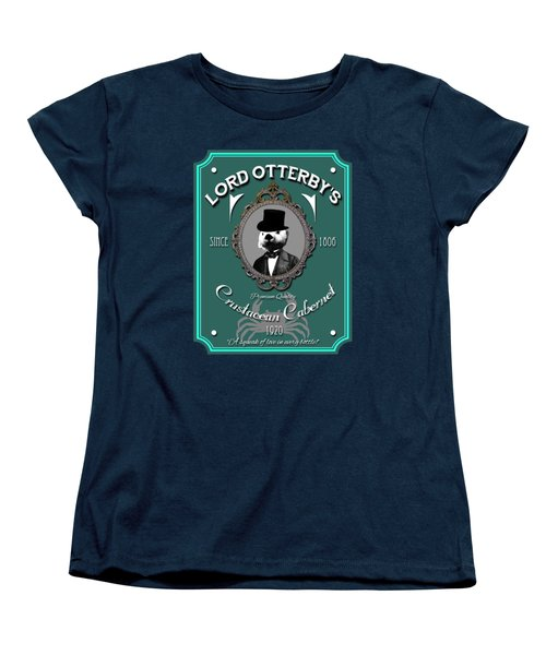 Lord Otterby's Women's T-Shirt (Standard Cut) by Eye Candy Creations