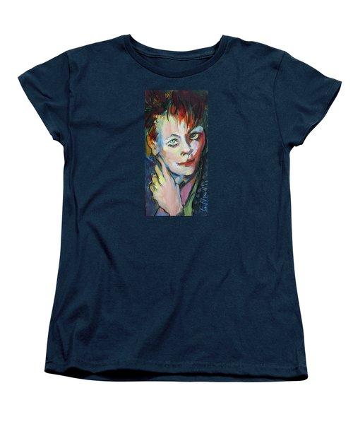 Lori Women's T-Shirt (Standard Cut) by Les Leffingwell