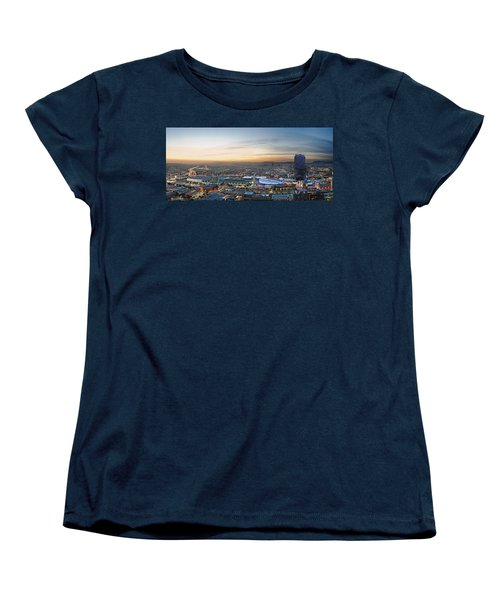 Los Angeles West View Women's T-Shirt (Standard Cut) by Kelley King
