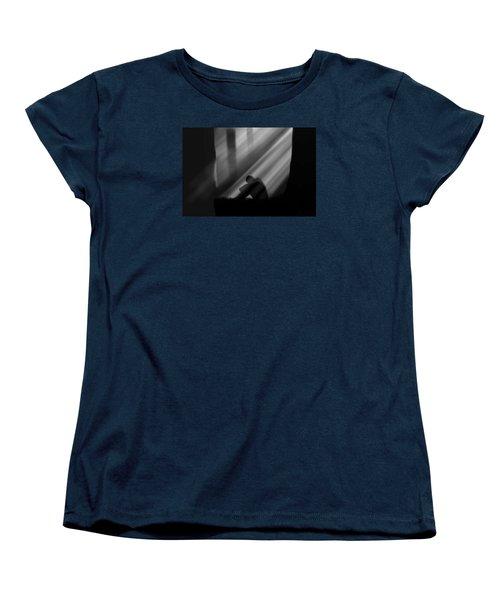 Loss Women's T-Shirt (Standard Cut) by Salman Ravish