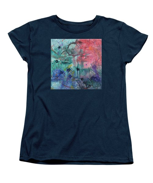 Lost Paradise Women's T-Shirt (Standard Cut) by Phil Strang