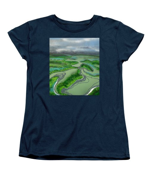 Low Tide Women's T-Shirt (Standard Fit)