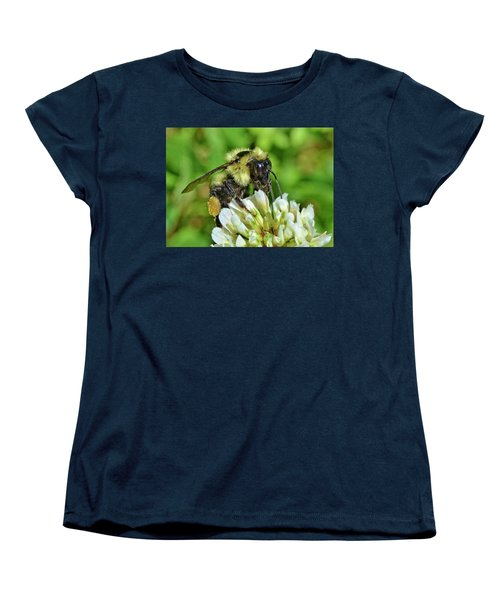 Lunch In The Garden Women's T-Shirt (Standard Cut) by Ludwig Keck