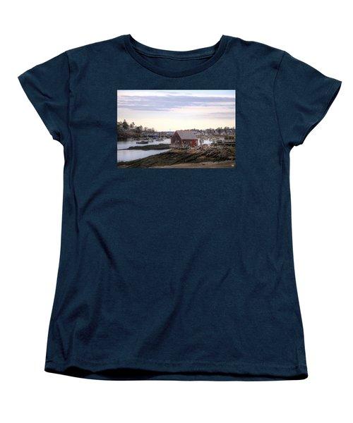 Mackerel Cove Women's T-Shirt (Standard Cut)