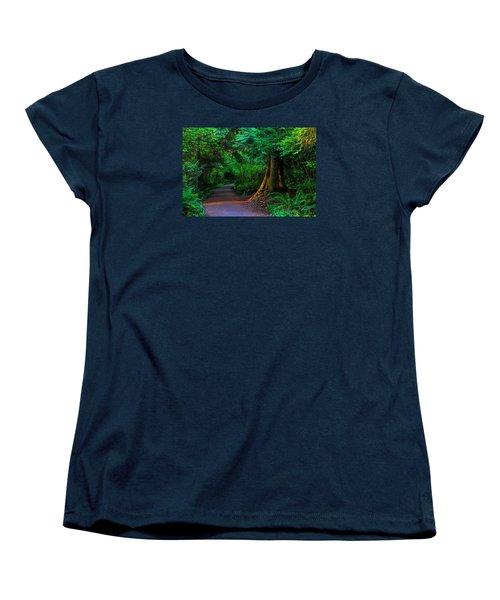 Magic Moment Women's T-Shirt (Standard Cut) by Alana Thrower