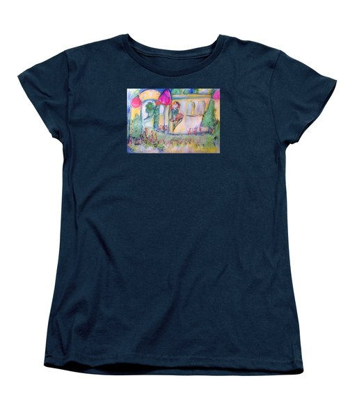 Magical Women's T-Shirt (Standard Cut) by Judith Desrosiers