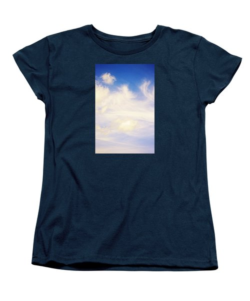 Women's T-Shirt (Standard Cut) featuring the photograph Magical Sky Part 4 by Janie Johnson