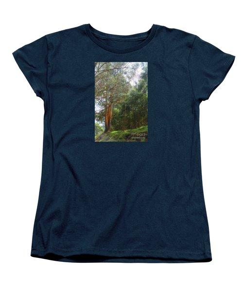Women's T-Shirt (Standard Cut) featuring the photograph Magnificent Maui by DJ Florek