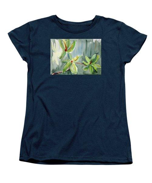 Magnolia Grove4 Women's T-Shirt (Standard Cut) by Tom Simmons