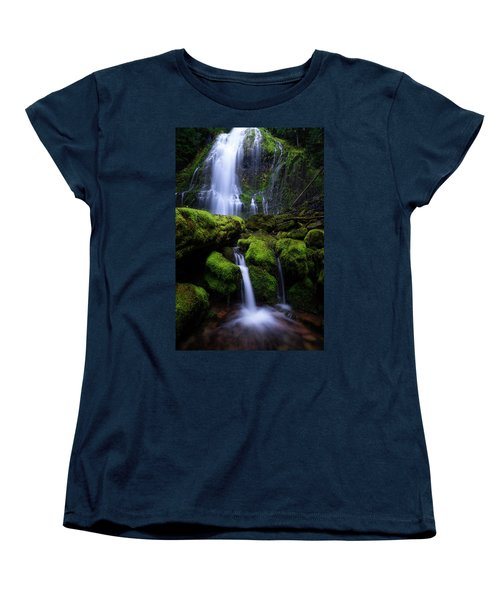 Majestic Proxy Women's T-Shirt (Standard Cut) by Bjorn Burton