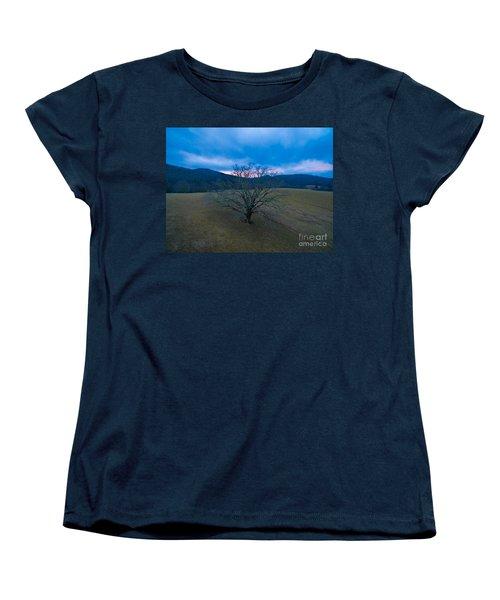 Majestical Tree Women's T-Shirt (Standard Cut) by Robert Loe