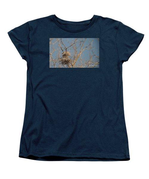 Women's T-Shirt (Standard Cut) featuring the photograph Making Babies by David Bearden