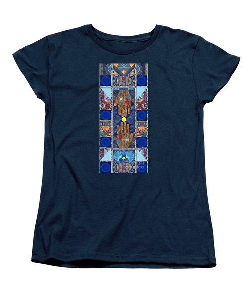 Making Magic - Take Two Women's T-Shirt (Standard Cut) by Helena Tiainen