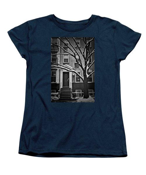 Manhattan Town House Women's T-Shirt (Standard Cut)