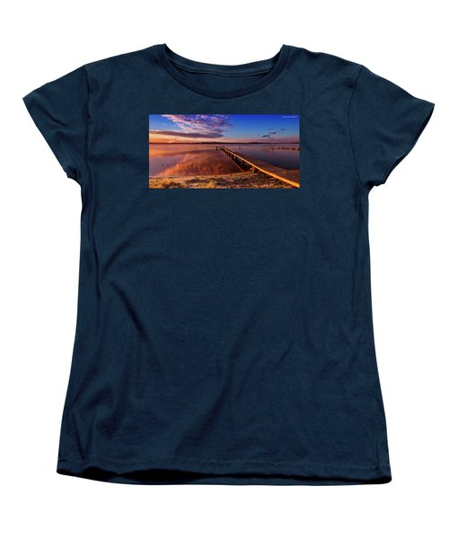 Manning Point 666 Women's T-Shirt (Standard Cut) by Kevin Chippindall