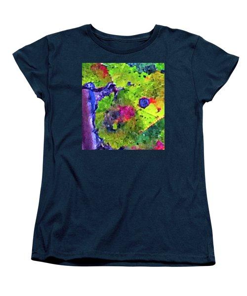 Maple Leaf Spirits Photo Women's T-Shirt (Standard Cut) by Gina O'Brien
