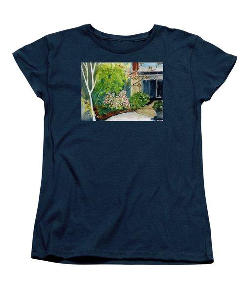 Marin Art And Garden Center Women's T-Shirt (Standard Cut) by Tom Simmons